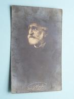 G. VERDI ( GG - 2499 ) Anno 1914 ( Zie Foto Details ) ! - Chanteurs & Musiciens