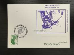 Entier Postal 2484-CP1- Liberté De Gandon - 70ème Anniversaire Armistice - 3 Modèles Différents - Postal Stamped Stationery