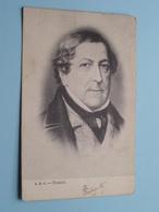 A. H. - J. ROSSINI ( Componist ) Anno 190? ( Zie Foto Details ) ! - Cantanti E Musicisti