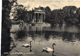 ROMA - VIILA BORGHESE - IL LAGHETTO - Parks & Gardens