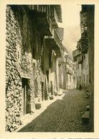St Martin Vésubie Photo D'une Ruelle Format 12x17 - Lieux
