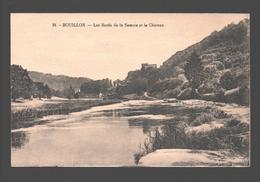 Bouillon - Les Bords De La Semois Et Le Château - éd. E. Isabel, Sedan - Bouillon