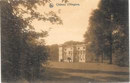 Hingene NA2: Château D'Hingene 1913 - Bornem