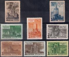 Russia 1950, Michel Nr 1527-34, MLH OG - 1923-1991 USSR