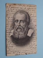 Galileo Galilei GALILEE Né A Pise 1564 - Mort 1652 ( Heintz-Jadoul ) Anno 1903 ( Zie Foto Details ) ! - Célébrités