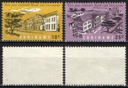 SURINAME - 1967 - Central Bank Of Surinam, 10th Anniv - MH - Suriname
