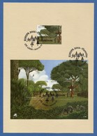 Portugal   2011  Mi.Nr. Block 313 + 3623 , EUROPA CEPT  Der Wald - Auf Papier - Gestempelt / Fine Used / (o) - 2011
