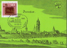 Germany Maximum Card - Philately & Coins