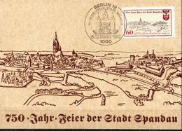 Germany / Berlin Maximum Card - Architecture