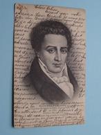 Robert FULTON ( Né à 1765 - Mort 1815 Célèbre Mecanicien ) Anno 190? ( Zie Foto Details ) ! - Célébrités