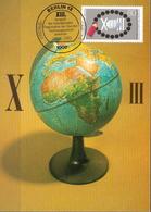 Germany / Berlin Maximum Card - Geography