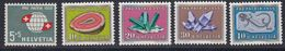 Switzerland 1959 Pro Patria 5v  ** Mnh (43154) - Pro Patria