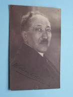 WARDEN OOM Edward Vermeulen ( Becelaere 14 April 1861 - ...... ) Gehandtekend > Anno 190? ( Zie Foto Details ) ! - Ecrivains