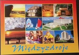 Ak Polen -  Miedzyzdroje - Stadtansichten - Polen