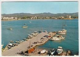 LANDING STAGE, SAN ANTONIO ABAD, IBIZA - Ibiza