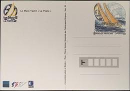 Entier Postal 2831-CP1- Les Postiers Autour Du Monde - Biglietto Postale