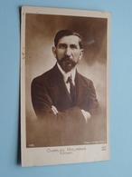 Charles MAURRAS Ecrivain ( Photo Pierre Petit / 139 ) A-N Paris / Anno 19?? ( Zie Foto Details ) ! - Ecrivains