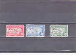 Santa Lucia Nº 168 Al 170 - St.Lucia (1979-...)