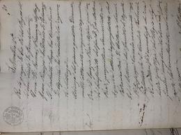 Raccolta Di Atti Notarili Del Regno Delle Due Sicilie In Un Unico Volume - Historical Documents