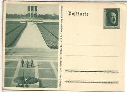 ALEMANIA REICH ENTERO POSTAL NAZISMO HITLER - WW2 (II Guerra Mundial)