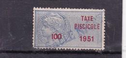 T.F. Taxe Piscicole N°22 - Revenue Stamps