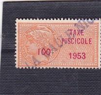 T.F. Taxe Piscicole N°37 - Revenue Stamps