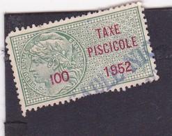 T.F. Taxe Piscicole N°30 - Revenue Stamps