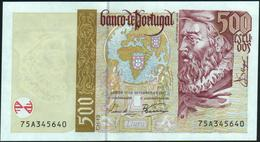 PORTUGAL - 500 Escudos 11.09.1997 UNC P.187 B(4) - Portugal