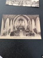 A1 Guemps L église Interieur - France