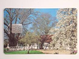 Télécarte - Les Saisons, Le Printemps - 400000 Exemplaires - 1994 - Landscapes