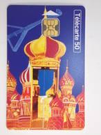 Télécarte - Destinations MOSCOU - 500000 Exemplaires - 1998 - Phonecards