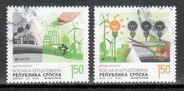 Bosnien-Herzegowina (serbisch) / Bosnia-Herzegowina (serbian Post) 2016 Satz/set EUROPA Gestempelt/used - 2016
