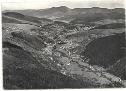 CPM. LA VALLEE DE MUNSTER . AFFR AU VERSO + OBLIT OCTOGONALE DU 12-6-1961 . 2 SCANES - Munster