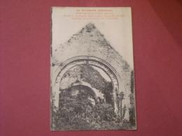 Surtainville Plage - Ruines De La Chapelle Sainte Gudule - France