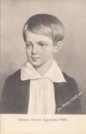 UNSERES KAISERS JUGENDJAHRE 1844 - Königshäuser