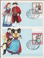 Germany Maximum Cards - Costumes