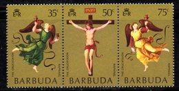 APR1336 - BARBUDA 1971 , La Serie Integra Yvert 91/93 ***  MNH  (2380A)  PASQUA - Pasqua