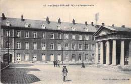 59 - AVESNES : La GENDARMERIE - CPA  - Nord - Avesnes Sur Helpe
