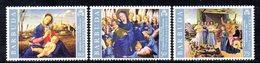 APR1423 - BARBUDA 1970 , La Serie Integra Yvert 85/87 ***  MNH  (2380A)  NATALE - Natale