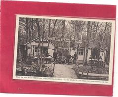 BUVETTE Chez MIMILE Dans Les Bois DE LA FERTE Par VARENNES-LE-GRAND . CABANE FORESTIERE ET SCIEURS DE BOIS - Autres