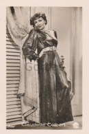 Claudette Colbert - Actress - Photo 45x70mm - Famous People