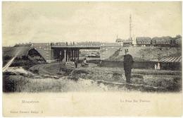 MOUSCRON - Le Pont Ste Thérèse - Train - Moeskroen