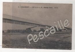 MILITARIA - 52 HAUTE MARNE - CP CHAUMONT - 107e R.A.L.H. - MANEGE NORD - DANIEL DELBOY N° 5 - ECRITE EN 1932 - Chaumont