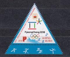 11.- BELARUS 2018 XXIII Olympic Winter Games In Pyeongchang 2018 - Bielorrusia