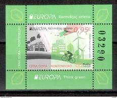 Montenegro / Crne Gore 2016 EUROPA Block / Souvenir Sheet ** - 2016