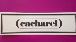 CACHAREL - Perfume Cards