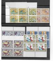 België   N° 1114/1120  Blok Van 4  Postfris Xx  Cote  50 Euro - Belgique