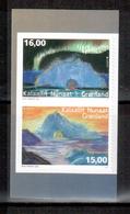 Grönland / Greenland / Groenland 2017 Satz Aus MH/set From Booklet EUROPA ** - 2017