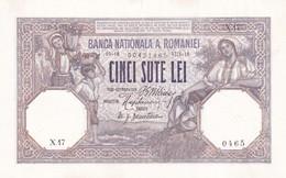 Romania 500 Lei 1916 AUNC - Roemenië
