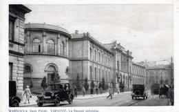 POLSKA - POLAND - POLOGNE - WARSZAWA - WARSAW - VARSOVIE - BANK POLSKI (2) - Polonia